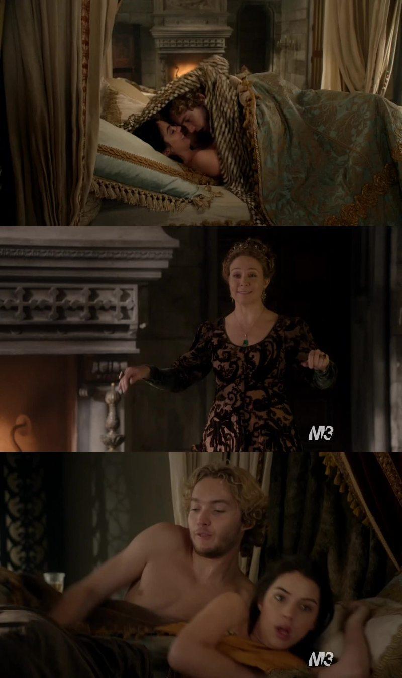Sacré reine mère 😏😏