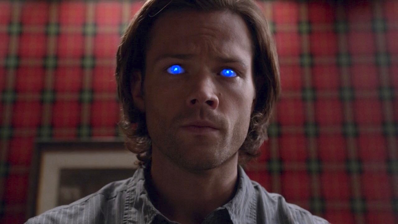 Can we just talk about how great of an actor Jared Padalecki is though? Because that doesn't even look remotely like Sam. It's 100% Ezekiel. The movement, the expressions, and even the way he blinks doesn't seem like Sam at all. Great job Jared.