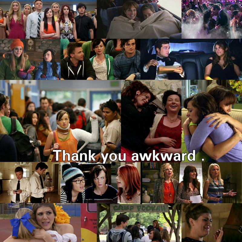 I'm going to miss this show, thank you Awkward ❤