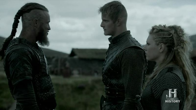 THIS IS YOUR REAL FAMILY RAGNAR