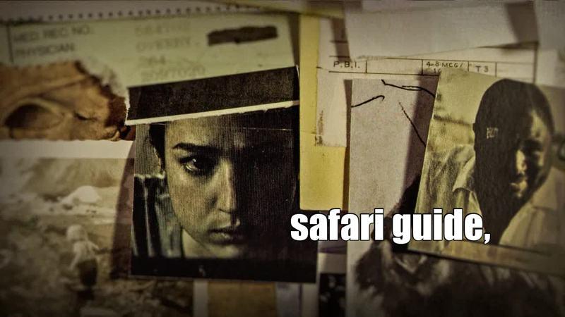 "I swear, untill now I always understood ""safari GUY""...😂"