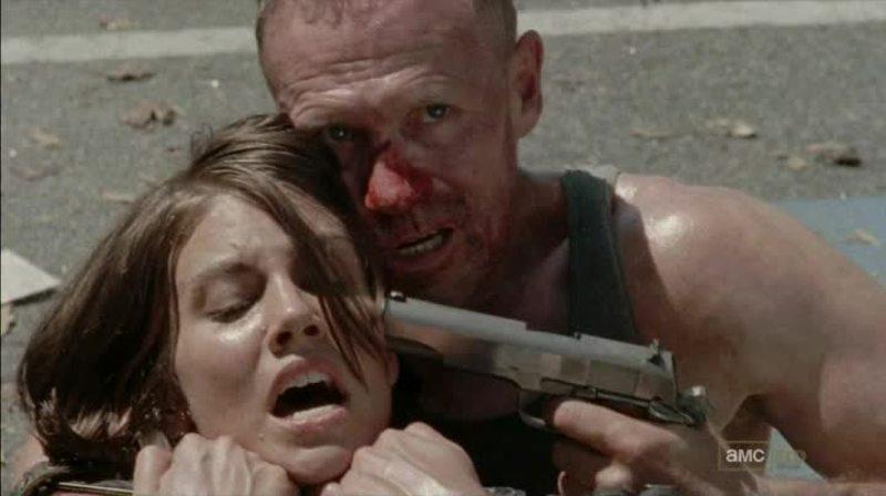 Daryl va pas être content que tu fasses ça Merle. Pas content du tout.