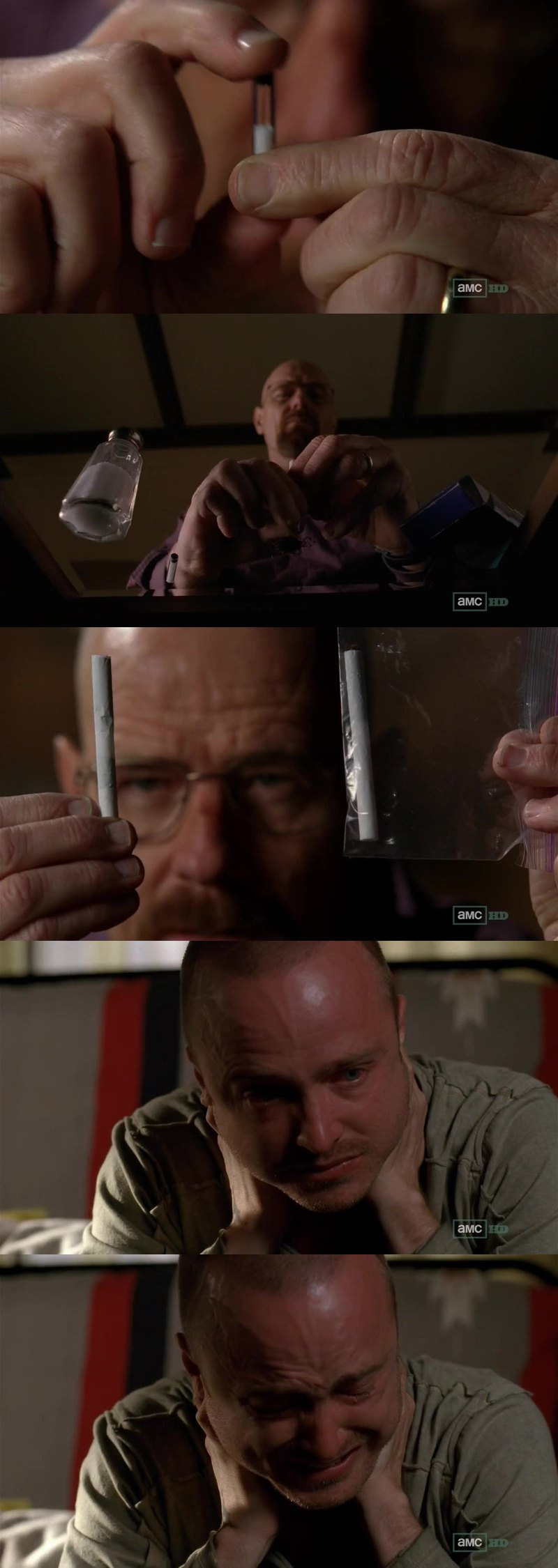Walt 👊🏼😤 How could you do this to Jesse 😢