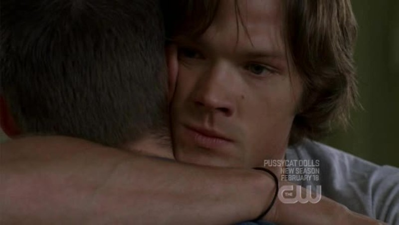 I just watched this again and OH GOD, I totally forgot that Sam lived 6 months without Dean, omg FEELS 😭