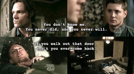 😭💔 Poor Dean