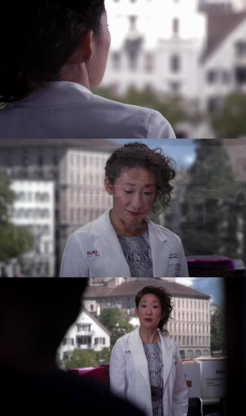 Best character ever created on Grey's Anatomy, definetly gonna miss The Twisted Sisters relationship. Cristina Yang is always going to be in my heart ❤️