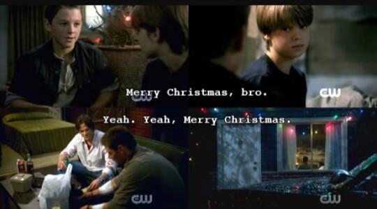 a supernatural Christmas ❤