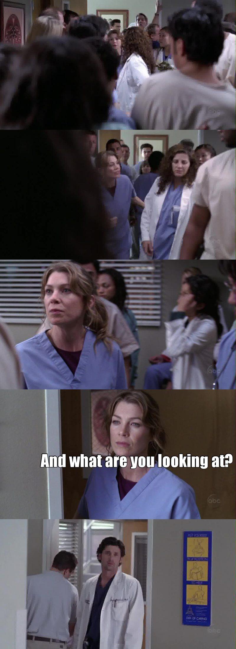 Go Meredith!!!