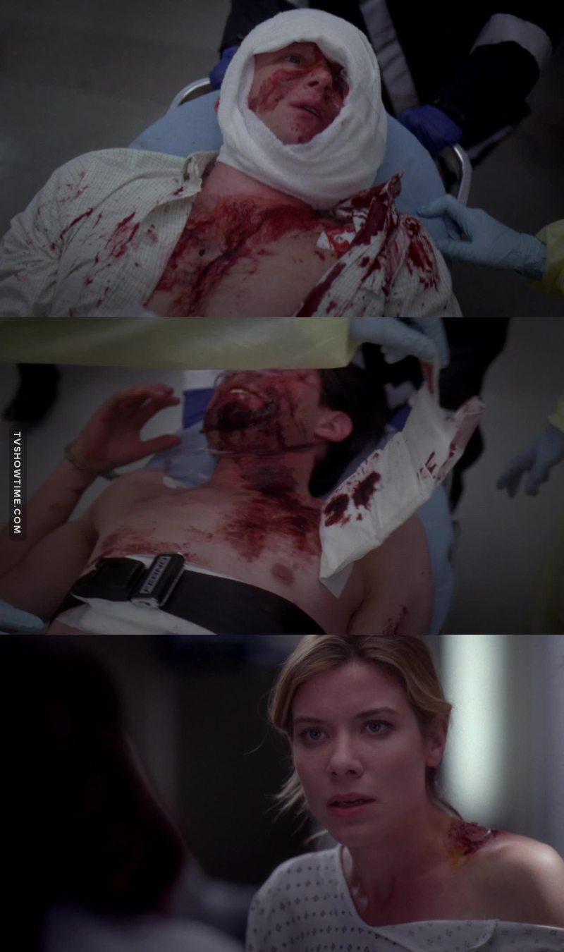 Grey's Anatomy x The Walking Dead