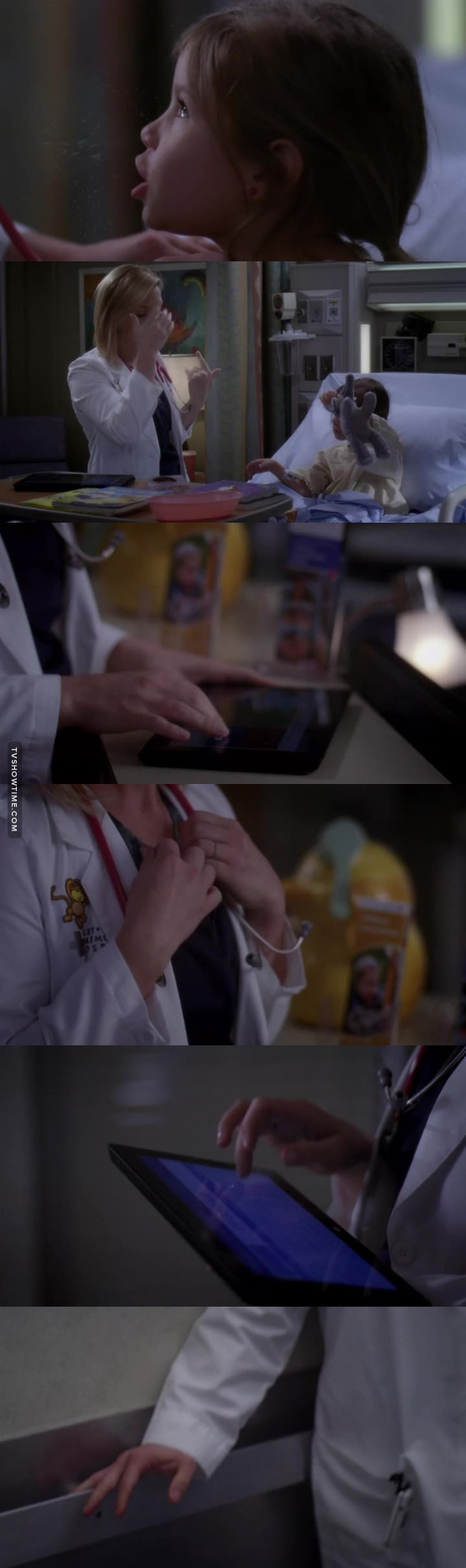 This episode makes me think of everything I touch throughout the day, I'm a little paranoid now haha