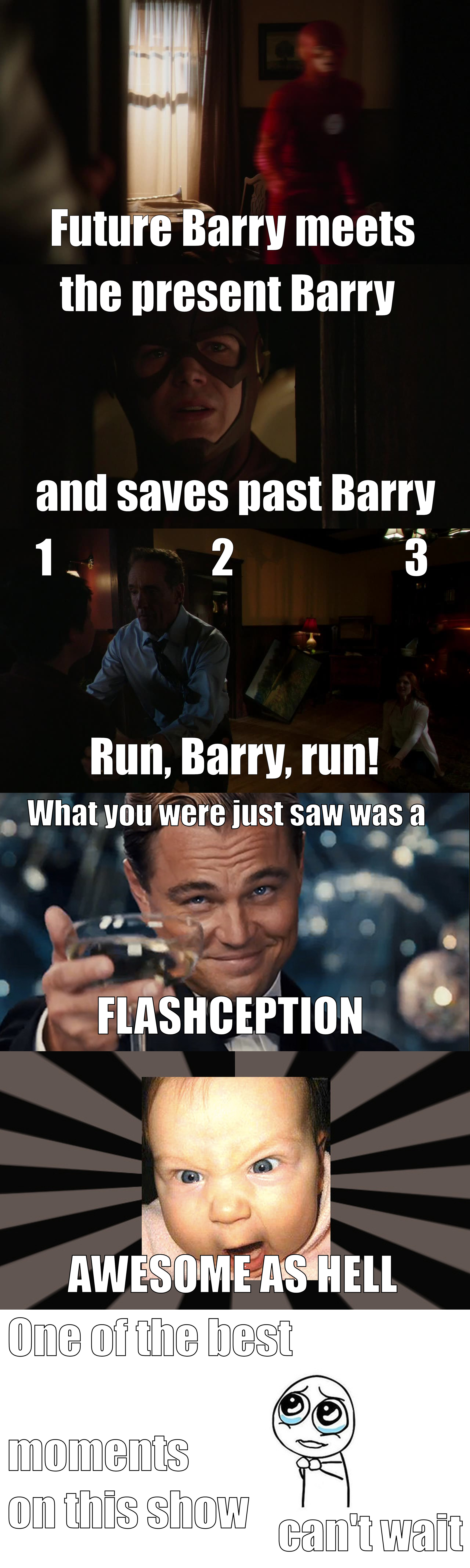 FLASHCEPTION!!! (or barryception, barryption)