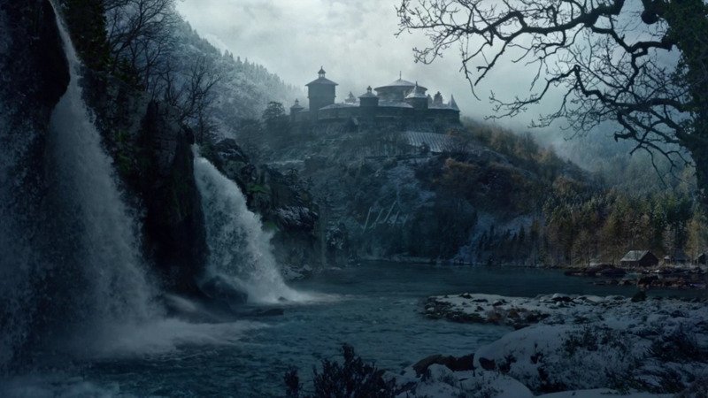Can we please just appreciate how beautiful the scenery was in this episode? *o*