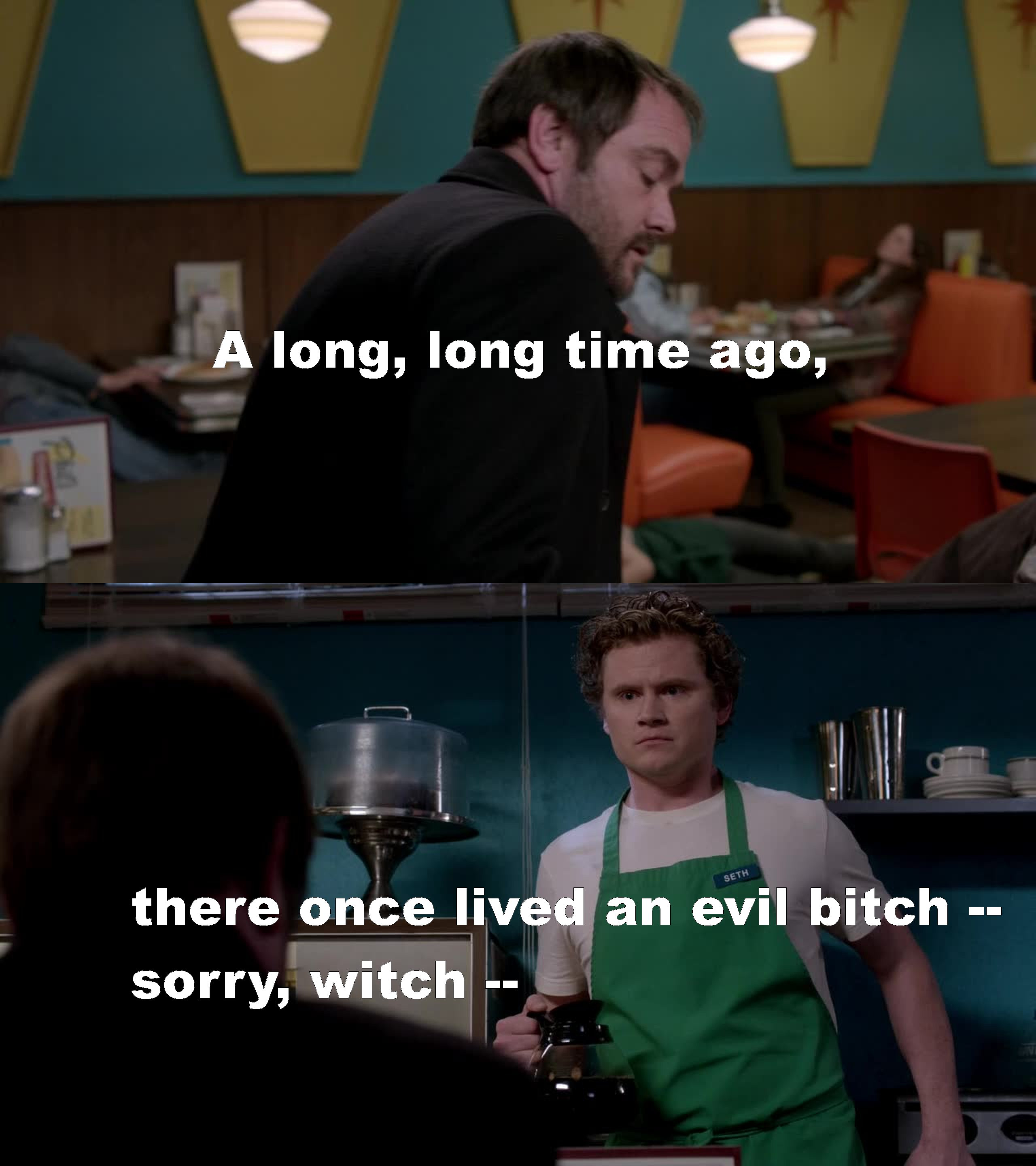 Storytelling by Crowley