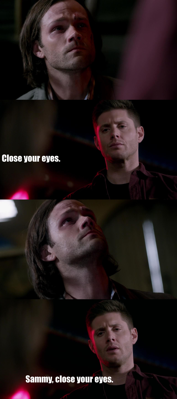 this scene litteraly broke my heart :(((