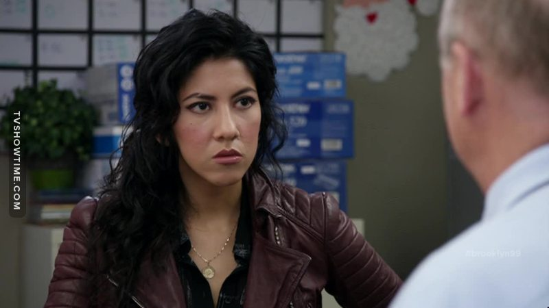I don't know why but she reminds me Cristina Yang of Grey's Anatomy