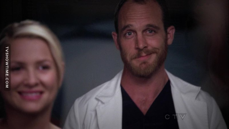 Best moment of this episode, Arizona Smiling *-*