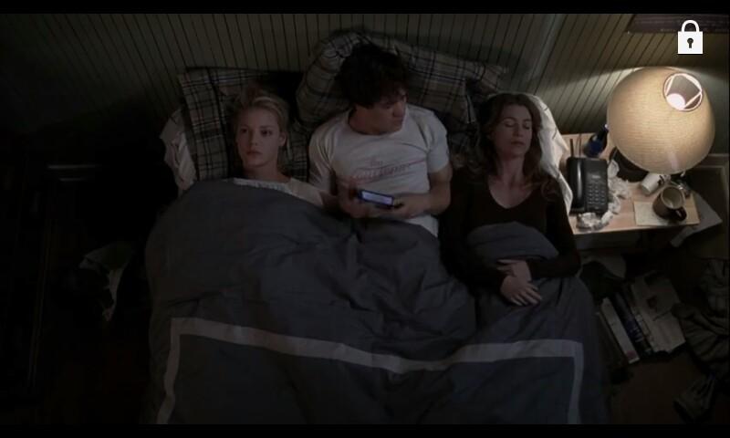 Amo a relacao desses tres, e o Geore com certeza é meu preferido❤❤❤