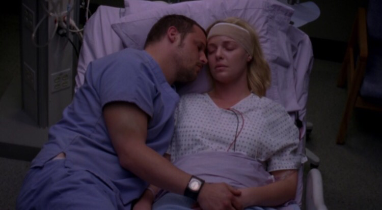 I can't imagine this show without Izzie 😭😭😭
