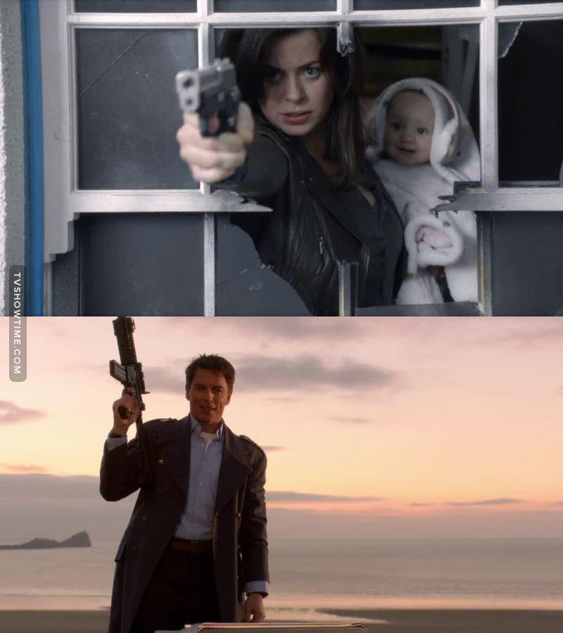 Definitivamente as melhores partes do episódio
