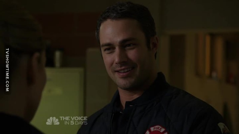 I'm thrilled Shay asked Severide to be her sperm donor, he'd be an amazing daddy.  I think he might just go for it too.