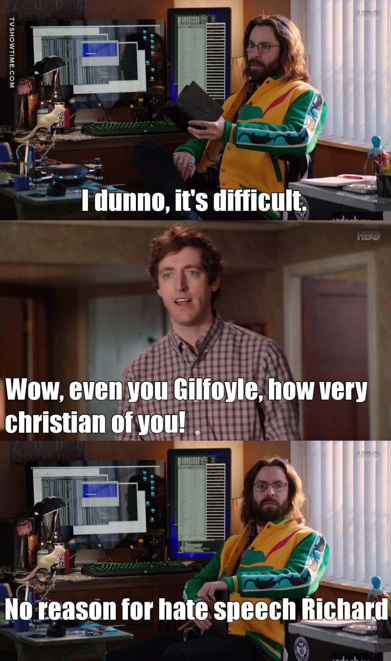 Gotta love the Gilf hahaha!