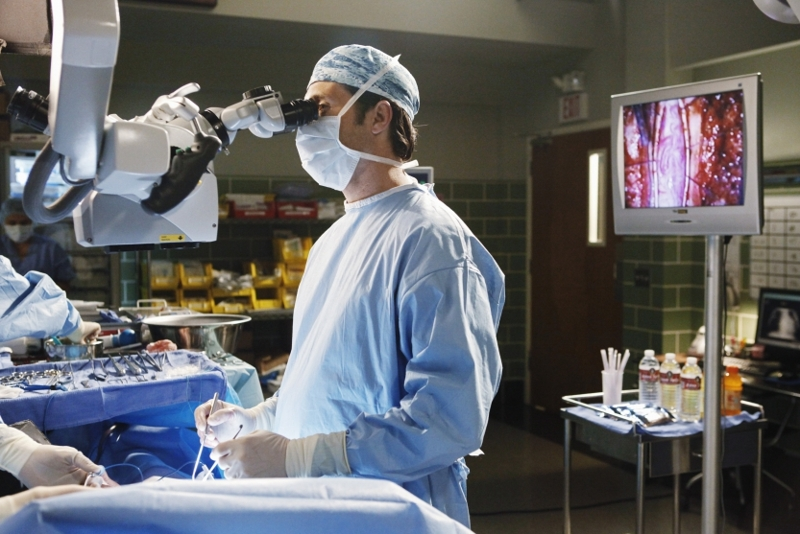 Derek is really an excellent neurosurgeon! He makes the impossible possible. He's the best❤