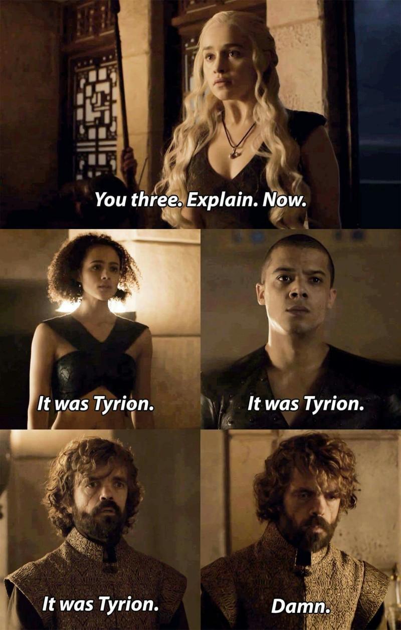 Daenerys is back