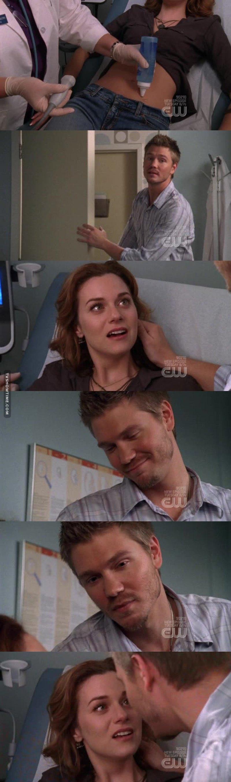 Non shippo Lucas e Peyton, ma questa scena è stata bellissima e non ho potuto trattenere le lacrime 😍😍😍