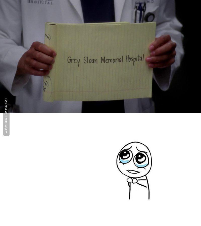 I miss mini-Grey and Mark so much💔