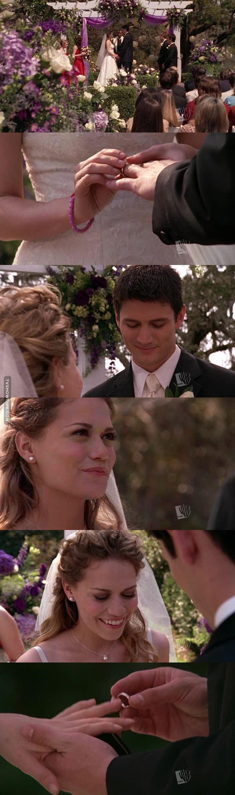 "Team Naley ""Always and Forever""."