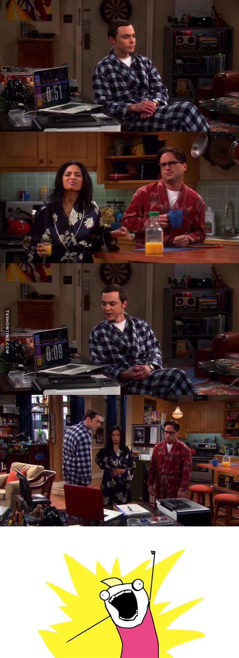 Arrasou Sheldon