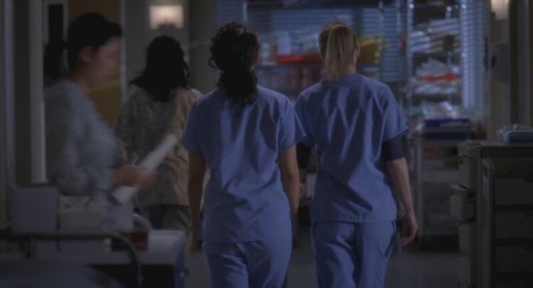 Cristina is baaack 😍