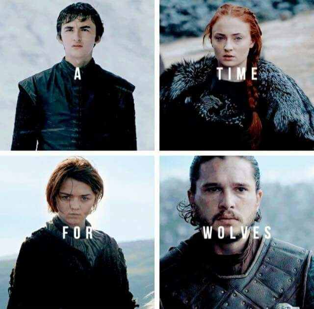 """""""The North remembers"""" The Starks finally get Winterfell back."""