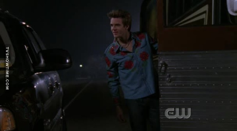 I just loved when he showed up! So funny!