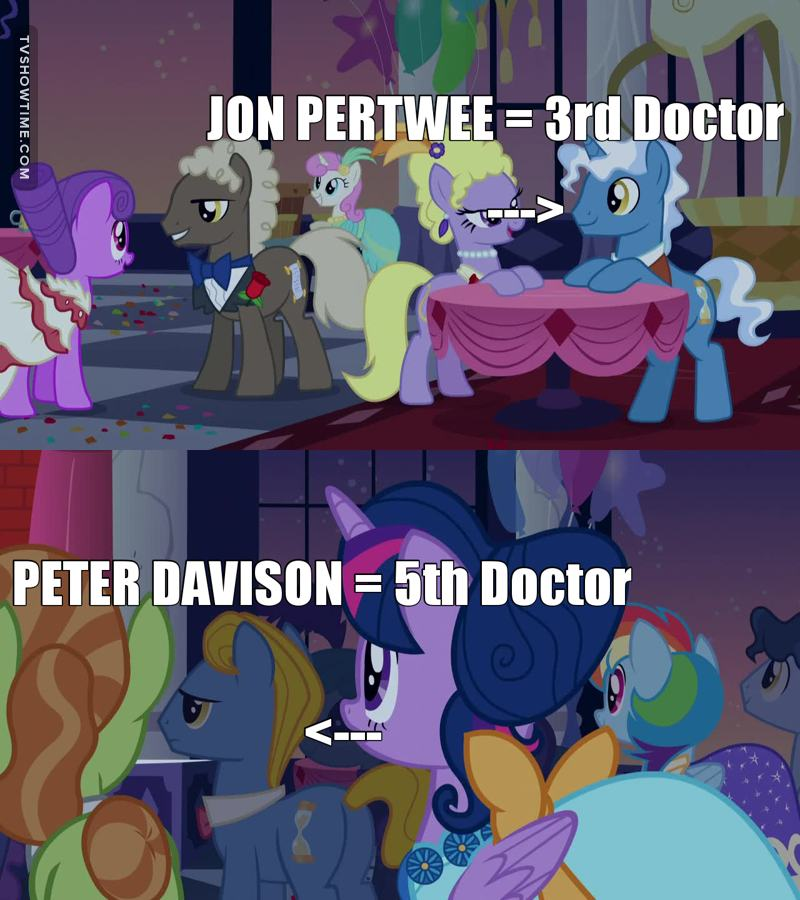 For you MLP/Doctor Who fans!!!!