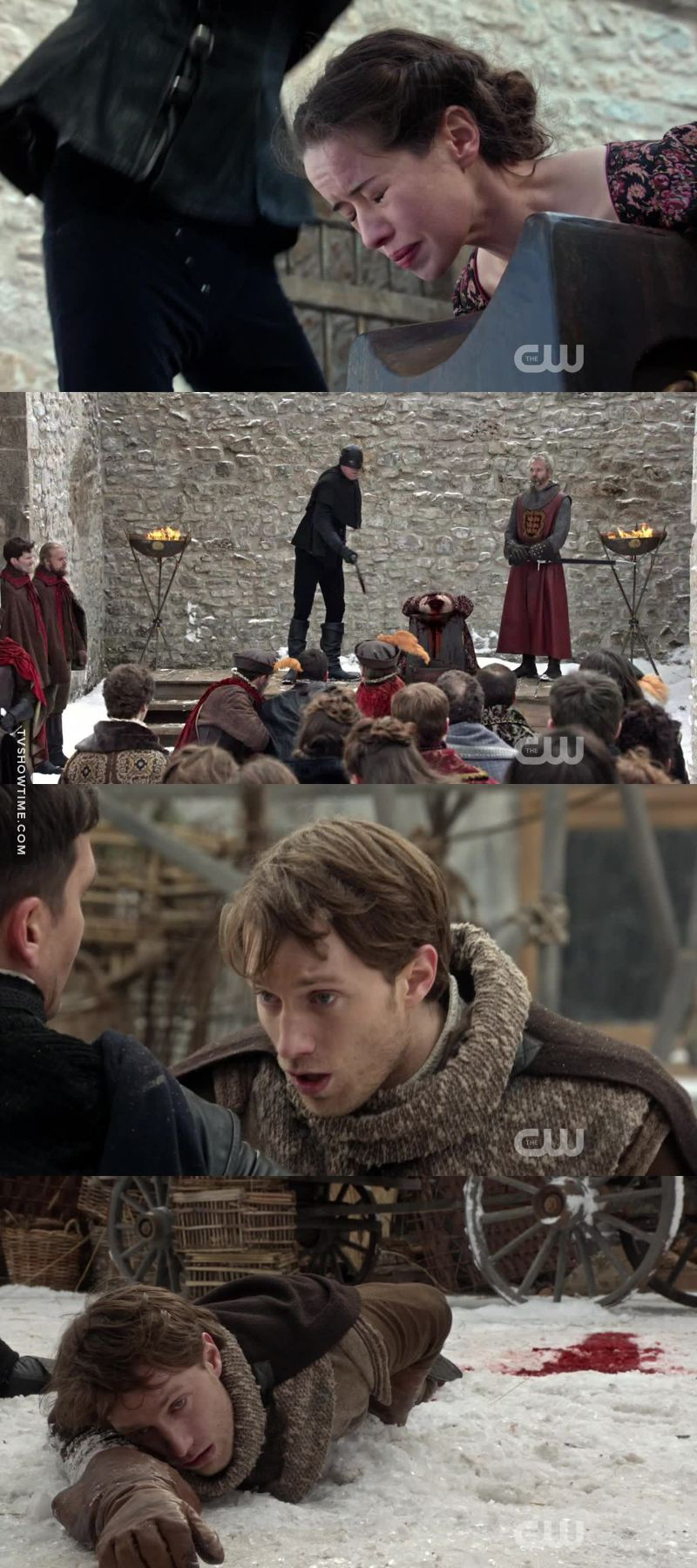 When did Reign became Game of Thrones?! 😱