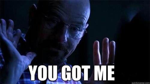 """E quando Hank legge la dedica di Gale a un certo """"W. W."""" ti scorre un brivido gelido lungo la schiena.  E poi Walt fa questo:"""