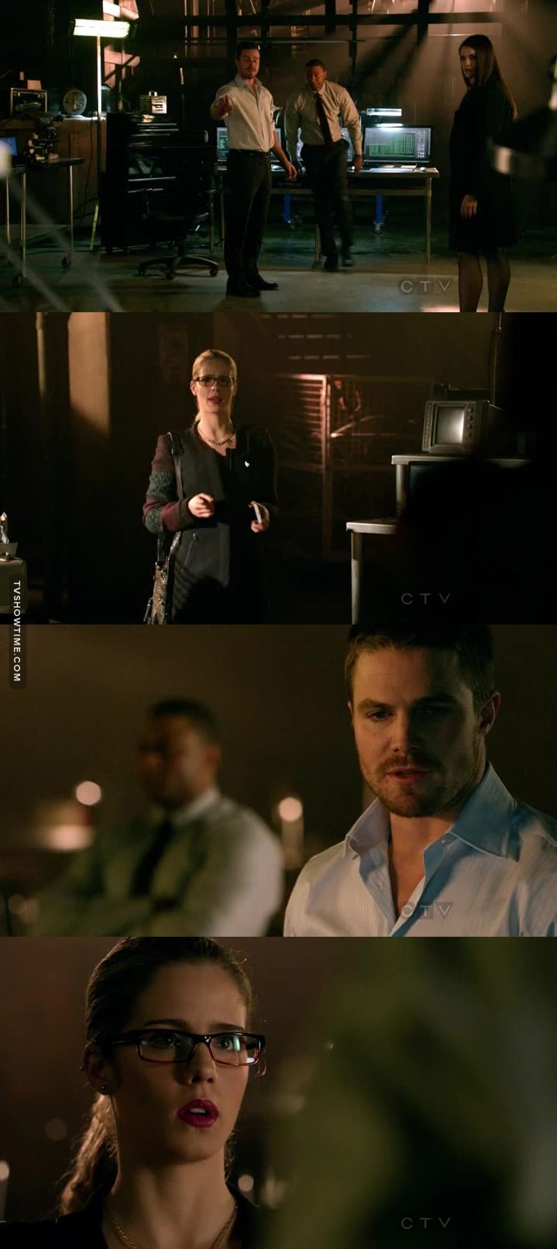 OLIVER BEING PROTECTIVE WITH FELICITY HELP MY BABIES
