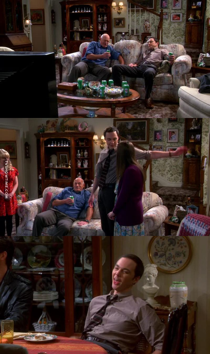 Drunk Sheldon is awesome😂😂