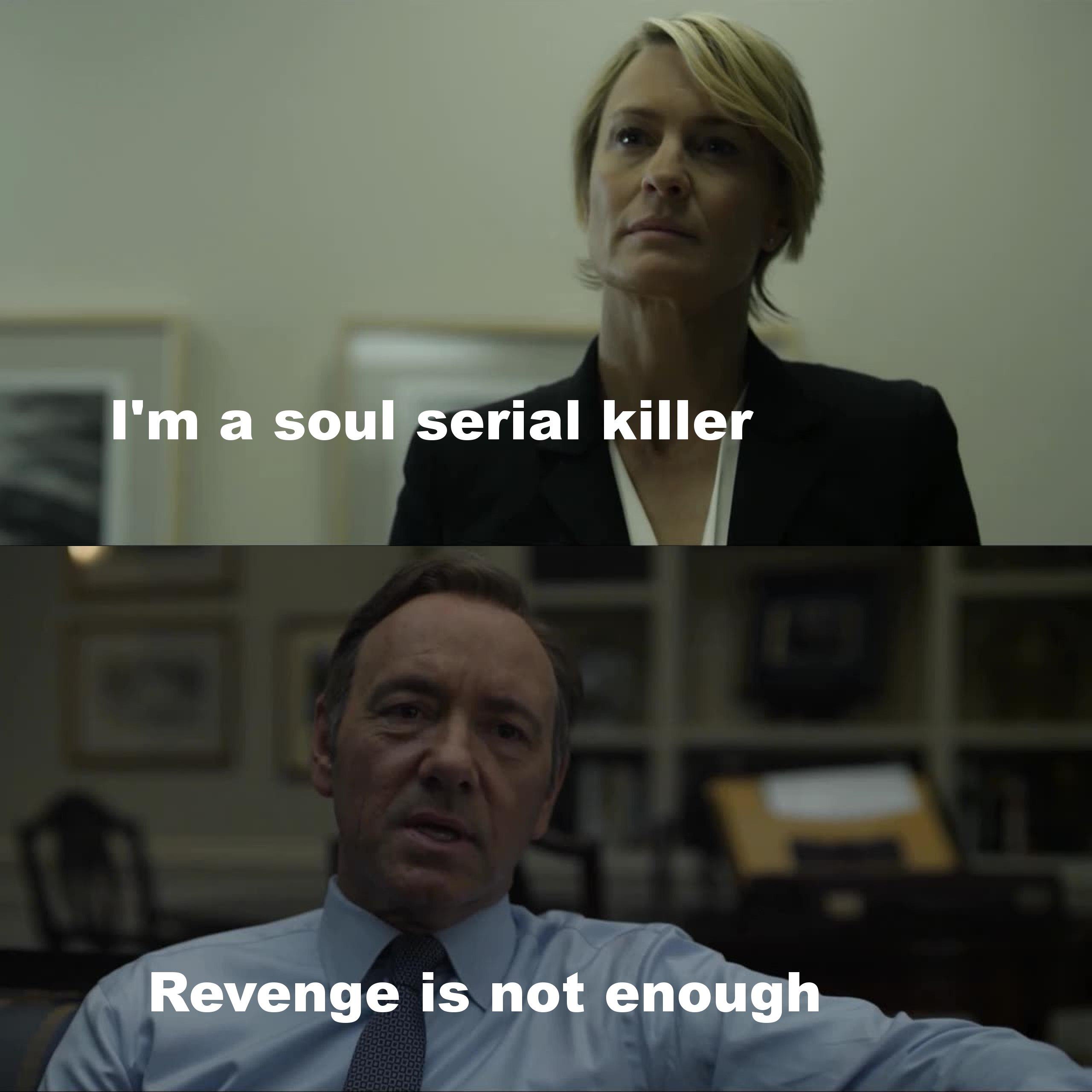 La série est forcément prenante même si elle est terrifiante...