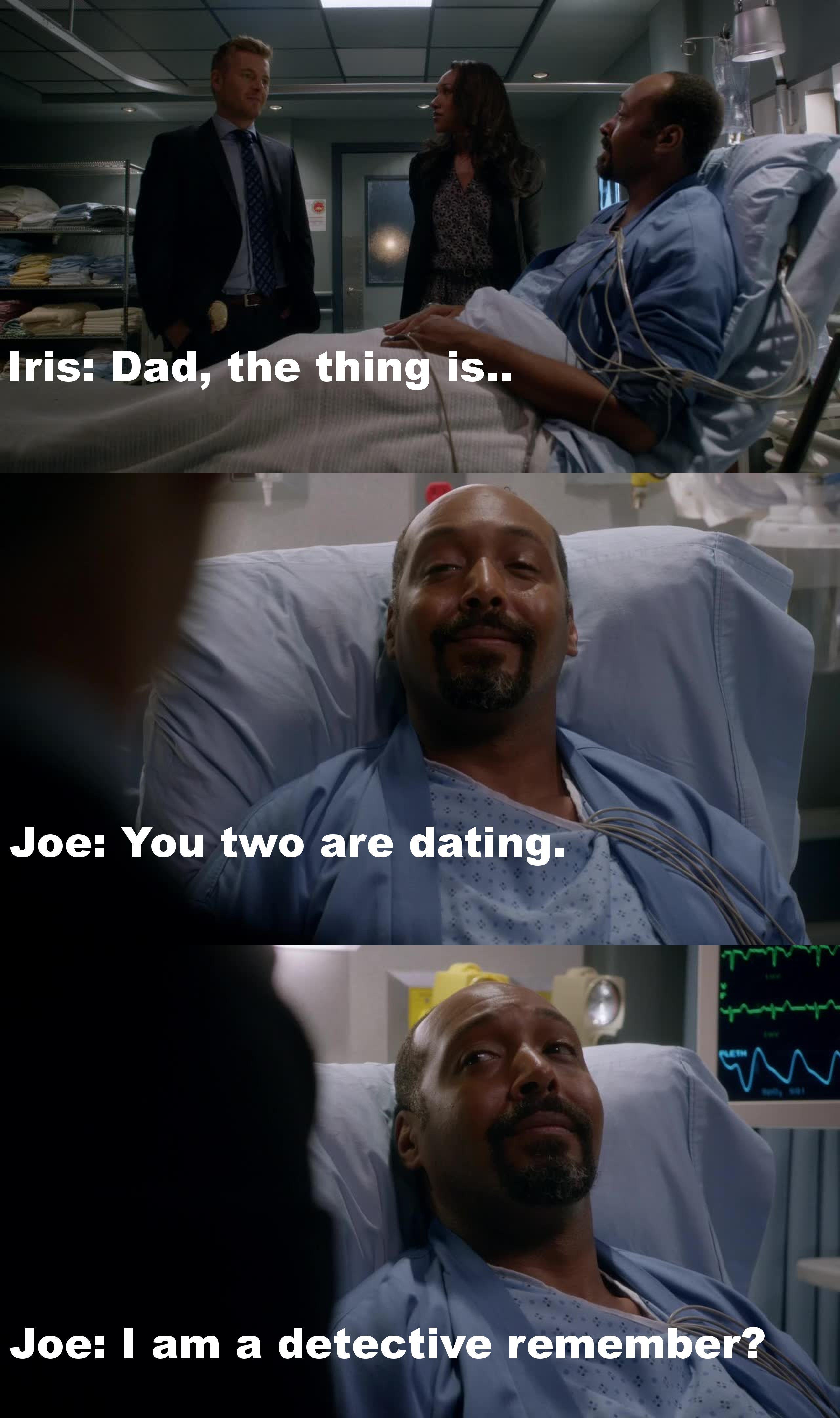 HAAHAHAHAHA, Joe is awesome