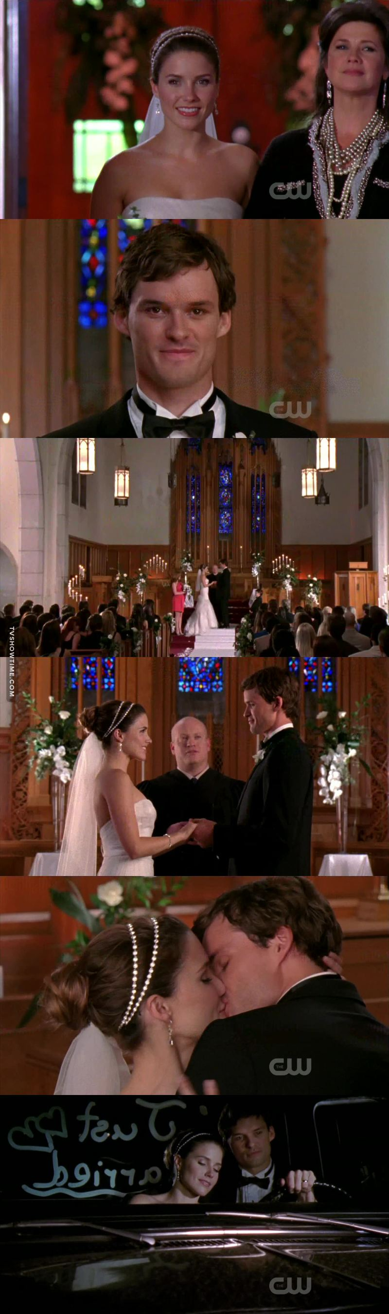 I'm so so happy for them. Brooke deserves all the love in the world and I'm glad she found Julian, an amazing guy who loves her the way she deserves to be loved. Their wedding was perfect, I cried tears of joy. Jamie and Haley's speeches were too sweet ❤❤