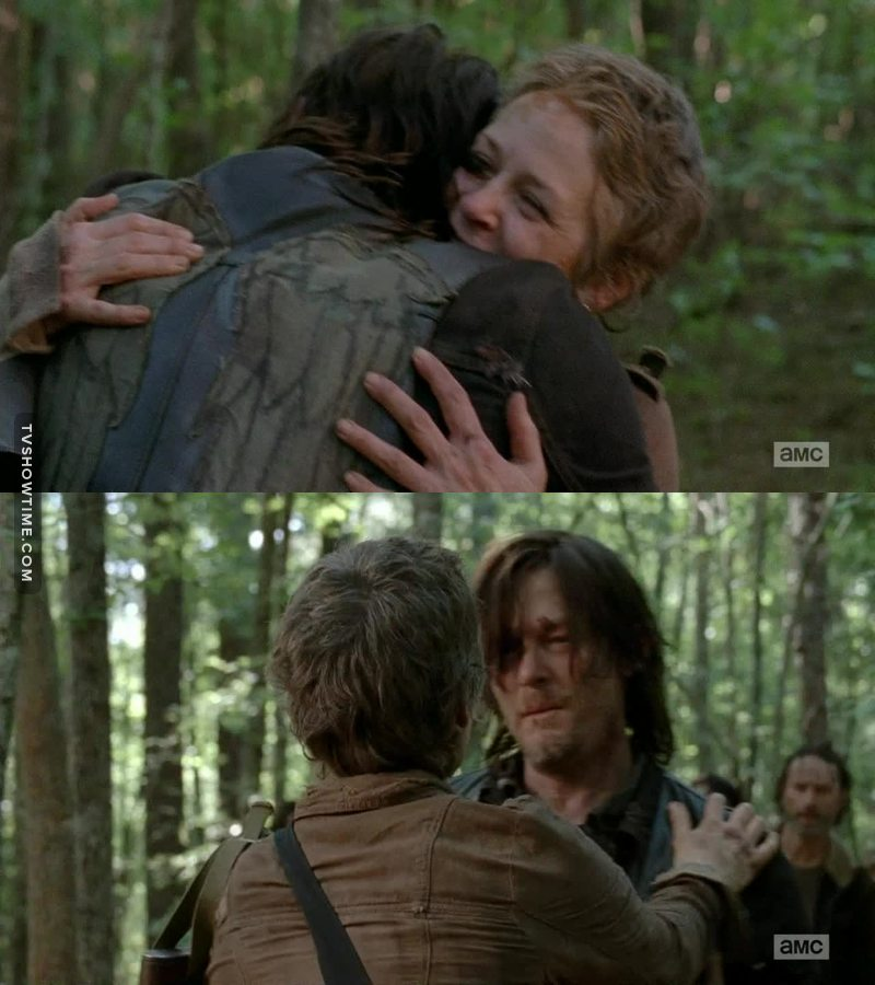CARYL REUNION WAS SO BEAUTIFUL OMGGGG IM BLESSED BYE