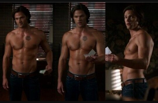 Sam /Jared ❤  wow😲😲