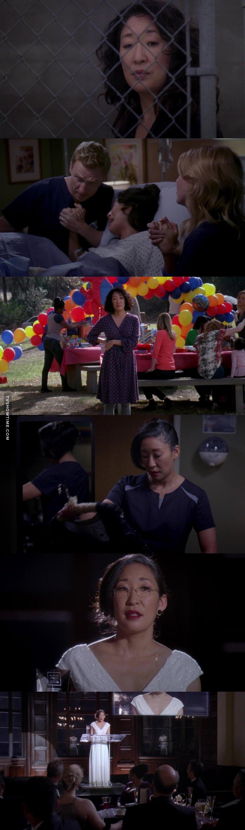 PQP que episodio maravilhoso, incrível, Cristina minha rainha, como eu amo essa mulher