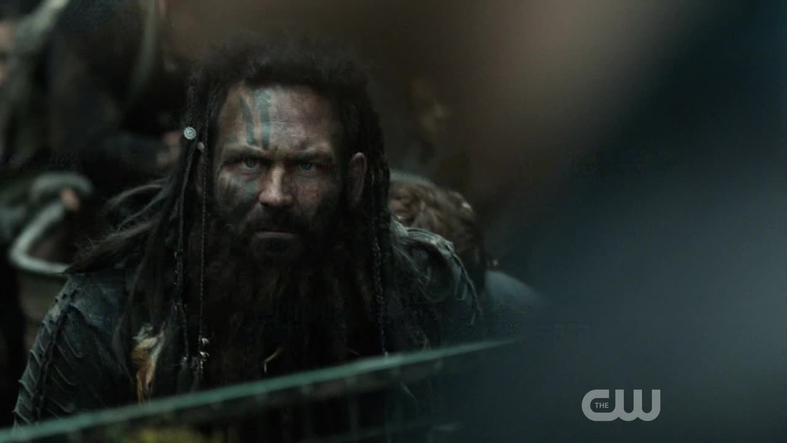 I like him. He's smart, unlike the other grounders, and he tells them to stay quiet. He knows how to stay alive.