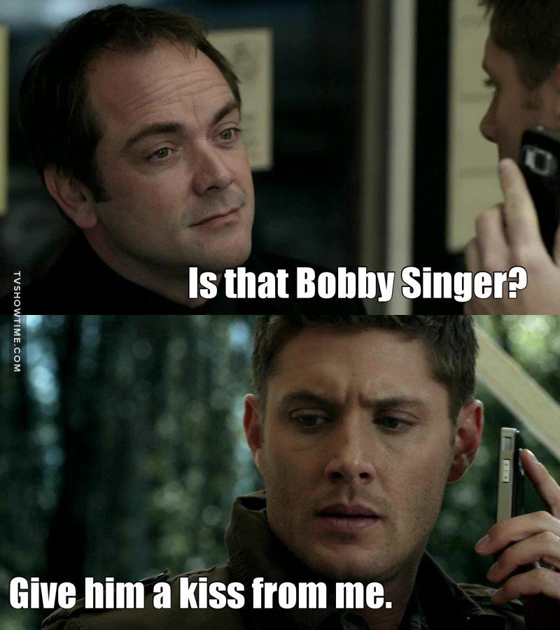 Bobby x Crowley 😂😂😂😂