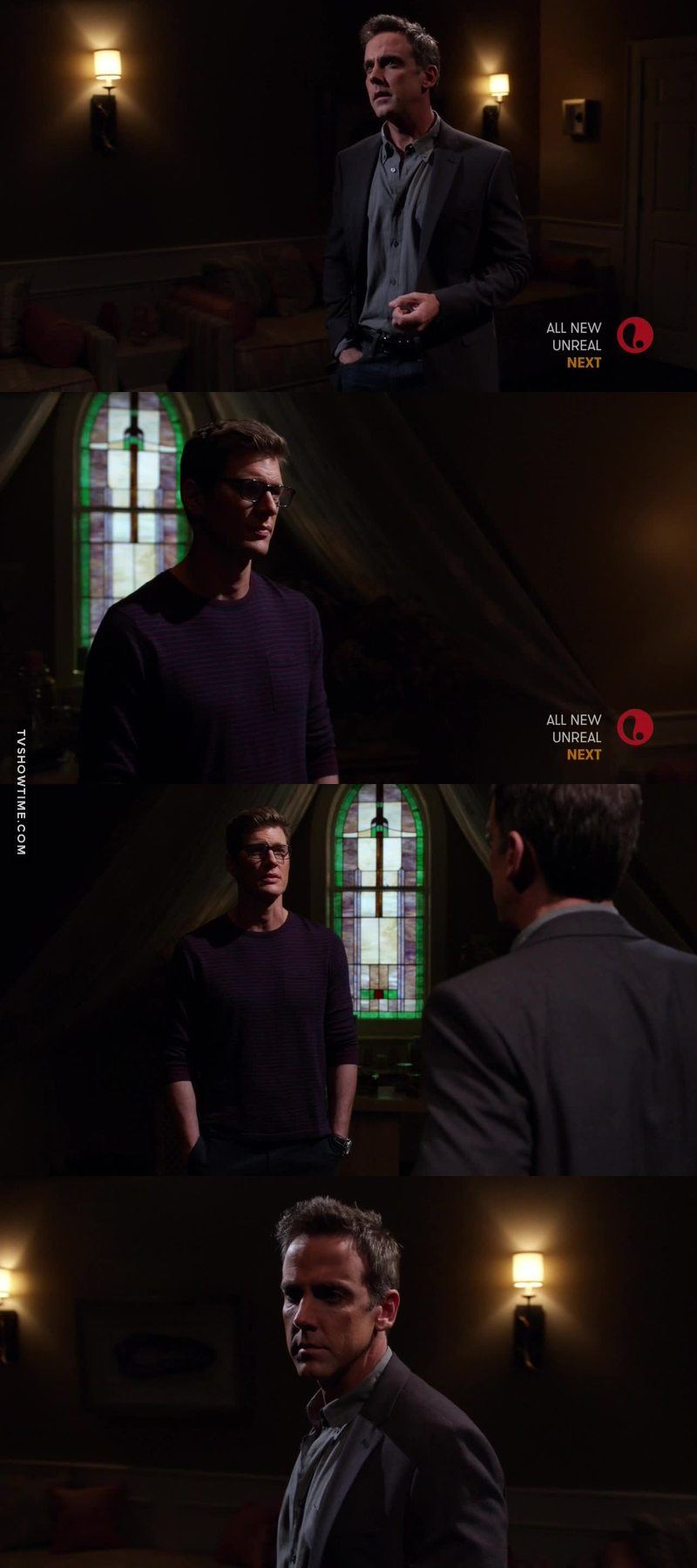 Je suis choquée que Kyle soit impliqué dans le meurtre de Peri..... Je le pensais tout gentil moi 😏
