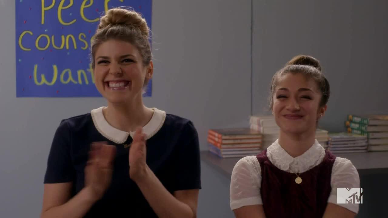 Ahah ! Meilleur moment de l'épisode, j'adore sadie !