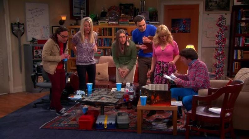 The scene where they're all playing were so fun!